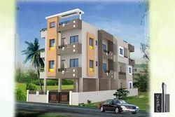 Kalindi Apartment A 2bhk Flat Scheme