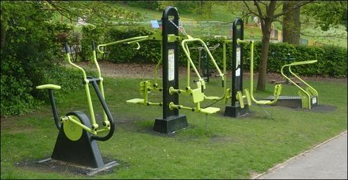 Green Gym Equipment Manufacturer From Pune