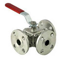 Manually Operated Ball Valves