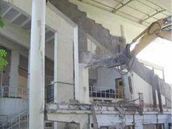Building Dismantling Service