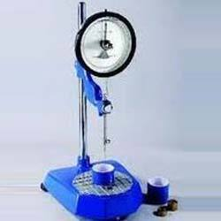 Standard Penetrometer Apparatus