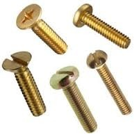 Brass Bolts & Nuts