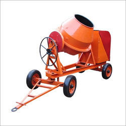 Manual Type Concrete Mixer