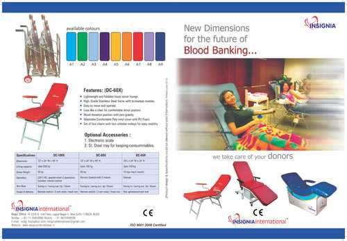 Outstanding Portable Blood Donor Lounges View Specifications Details Gmtry Best Dining Table And Chair Ideas Images Gmtryco