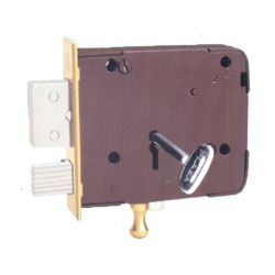 Extra Strong Rim Lock With Latch