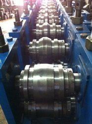 Rack Storage Roll Forming Machine