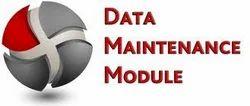 Data Maintenance Service