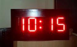 Digital clocks GPS