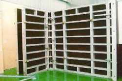 Aluminum Wall Panel Formwork System