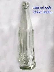 300 Ml Soft Drink Glass Bottle