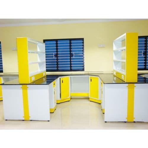 Science Laboratory Furniture | Exporter from Bengaluru
