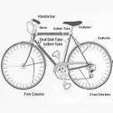Bicycle Frame Tubes