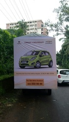 Vehicle Promotional Advertisement Service