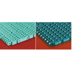 Perforated Top Flush Grid Modular Conveyor Belts