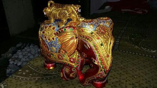 Wooden Handicraft Wooden Elephant Manufacturer From Jaipur