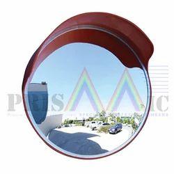 Polycarbonate Convex Outdoor Mirror
