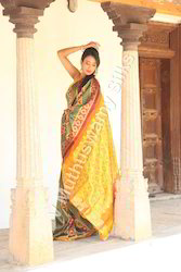 Bollywood Wedding Silk Sarees