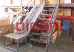 Slotted Angle Mezzanine Floors