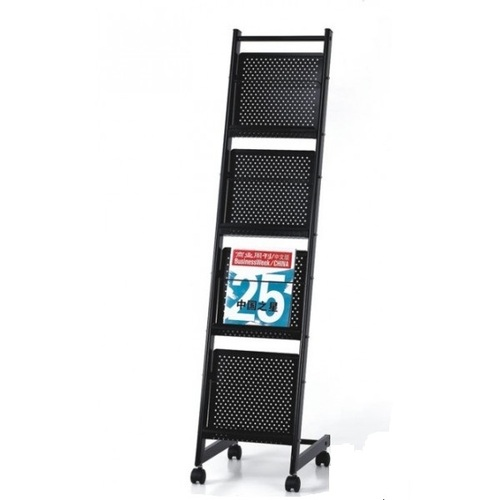 Superbe JH 1271 Office Magazine Rack Stand