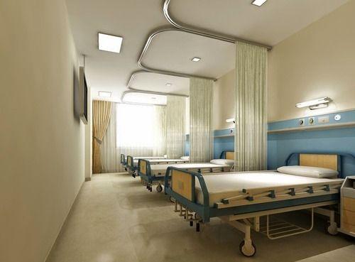 Hospital Interior Design Service Hospital Reception Designing