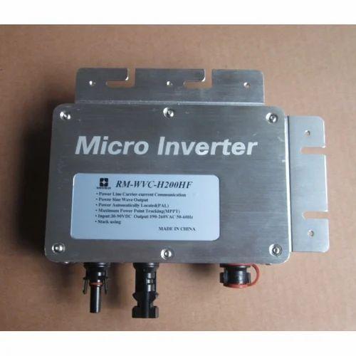 Micro Inverter At Rs 8000 Piece Microinverter Mini
