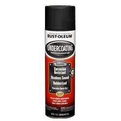 Automotive Professional Undercoating Rubber Coating Spray