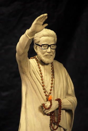 Bal Thackeray Statue At Rs 1200000 Piece