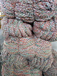 Rainbow Cotton Yarn