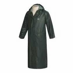 长雨衣,黑色