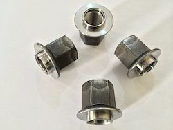 Mild Steel Wheel Nuts