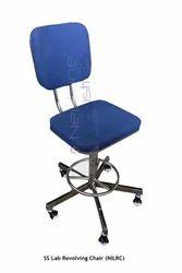 SS Revolving Lab Chair