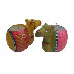 Camel Tea Light Candle