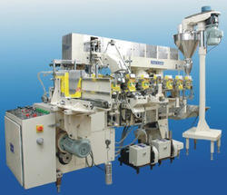 Spray Dried Washing Powder Carton Packing Machine