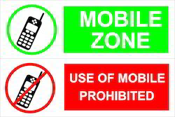 Mobile Safety Signage