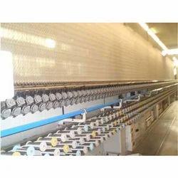 Lasser Embroidery Machine