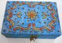 Fabric Jewellery Box