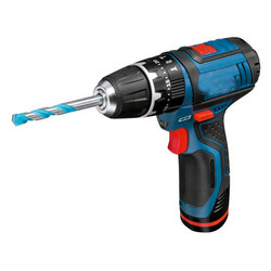 Cordless Impact Drill and Driver