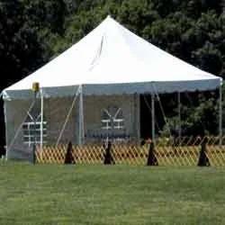 Custom Made Tent