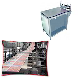 Manual Vacuum Table for Screen Printing