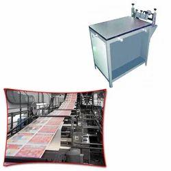 Manual Vacuum Table for Screen Printing
