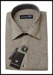 Fawn Men Cotton Linen Shirts, S - XXL