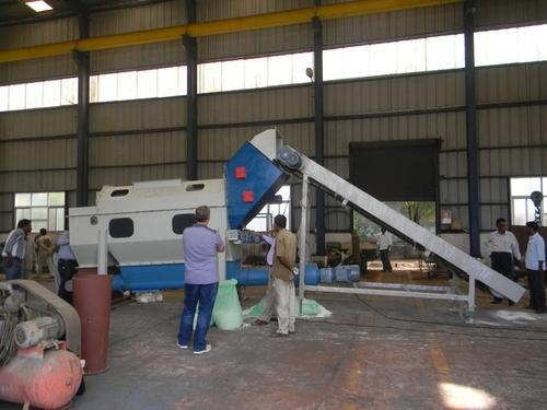 Automatic Bag Slitting Machine Conveying Systems Aundh