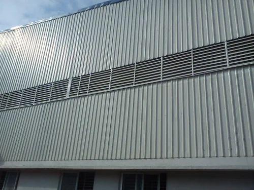 Aluminium Louvered Ventilator At Rs 1200 Square Meter S