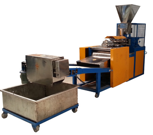 Triple Screw Extruder