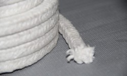 Jay Agenciez White Ceramic Fiber Braided Rope
