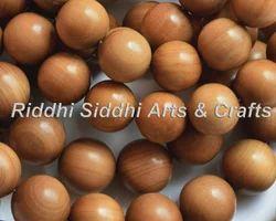Sandal Wood Japa Beads