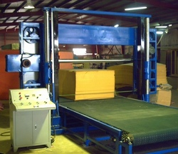 Horizontal Foam Cutting Machine At Best Price In India