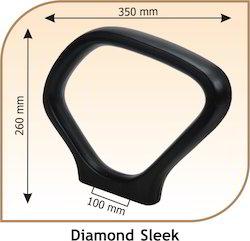 Diamond Sleek Shaped Chair Handle