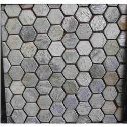 Venatino Glass Stone Mosaics Tile