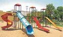 4 Slide Playground Equipment
